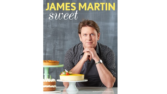 Sweet by James Martin - published 8th October