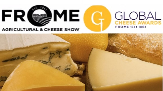 Paul Rankin at Frome Cheese Show