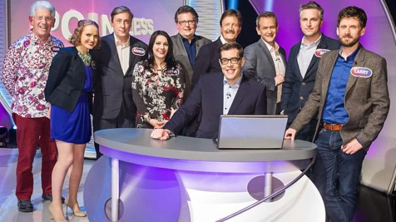 Pointless Celebrities - BBC One