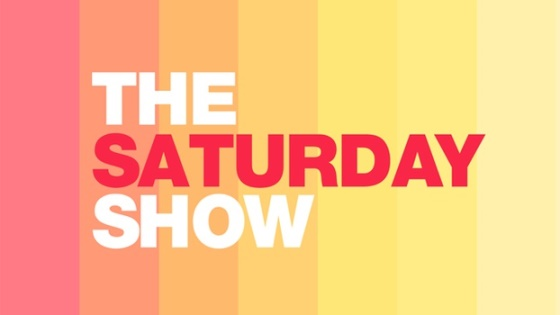 Mich Turner on The Saturday Show