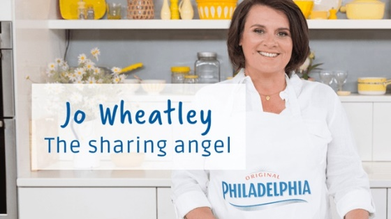 Jo Wheatley stars in Philadelphia campaign