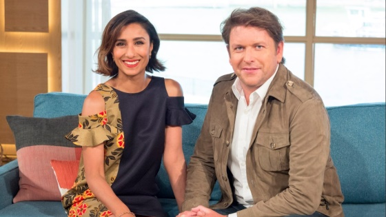 James Martin to host This Morning on Fridays