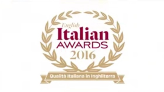 VIDEO: Aldo Zilli judges English Italian Awards 2016