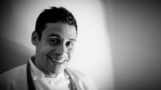 Chef Paul Ainsworth signs to Limelight