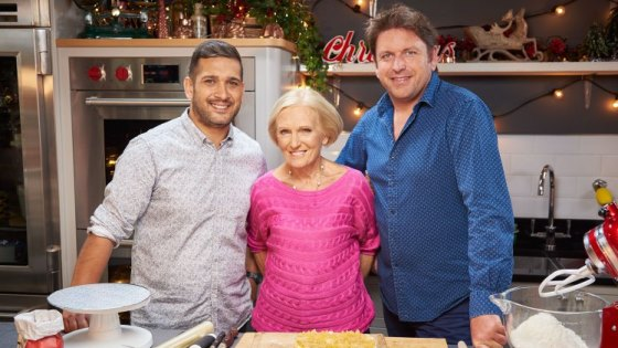 James Martin's Christmas With Friends