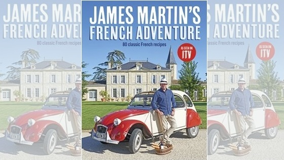 Books: James Martin's French Adventure