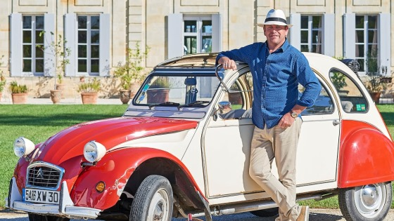 James Martin's French Adventure on ITV