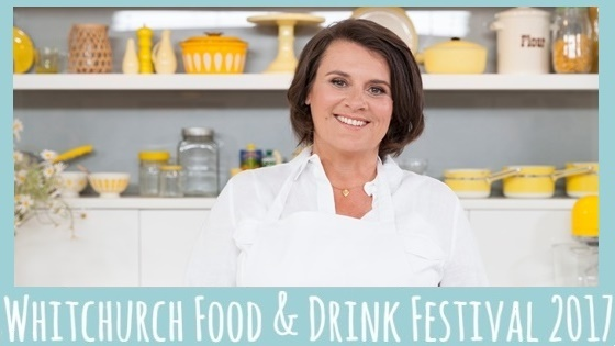 Jo Wheatley at Whitchurch Food and Drink Festival