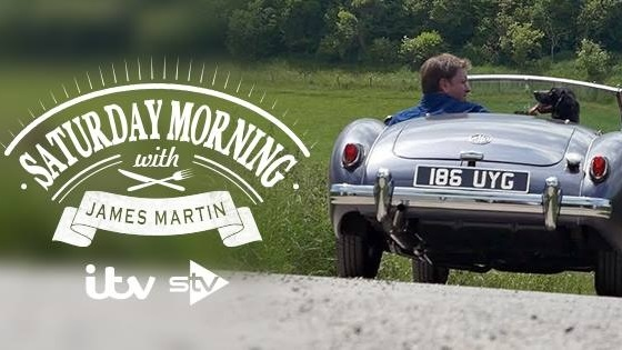Saturday Morning with James Martin on ITV