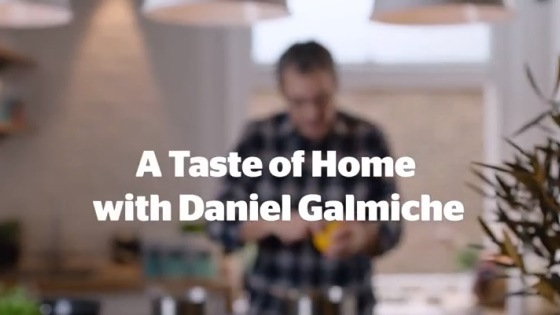 A Taste of Home with Daniel Galmiche