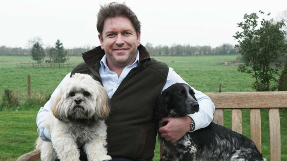 James Martin in Britain's Favourite Dogs: Top 100