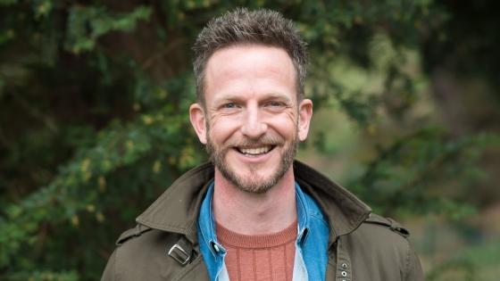 Nick Bailey presents BBC Gardeners' World