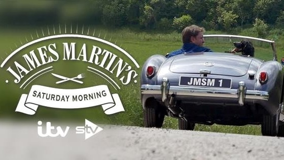 James Martin's Saturday Morning returns to ITV