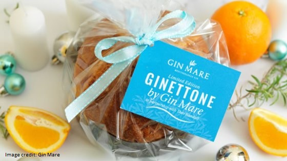 Theo Randall creates the 'Ginettone' with Gin Mare