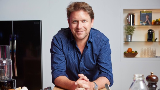 James Martin at BBC Good Food Show Winter